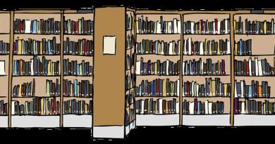 The Library, la bibliothèque pour ouvrages en anglais.